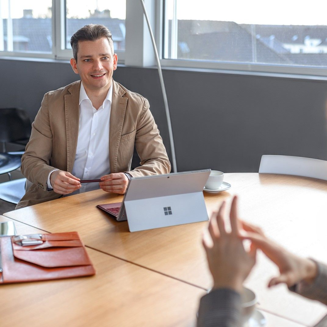 VALUE-Beratungskonzept für mehr Erfolg im Unternehmen Tobias Schütte