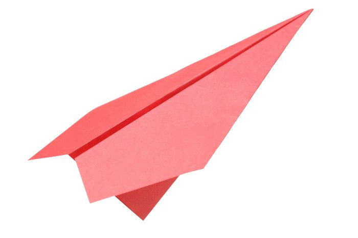 Papierflieger symbolisiert, dass Prozessberatung und systemisches Business Coaching von Tobias Schütte die Möglichkeit für Verbesserung gibt.